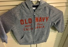 Old navy jacket in Okinawa, Japan
