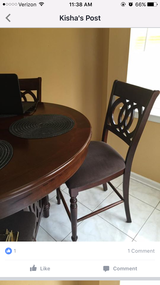Counter Height Dining Room Table in Hinesville, Georgia