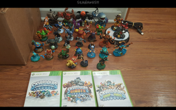Skylanders Lot Sale in Fort Benning, Georgia