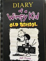 Diary Of a Wimpy Kid: Old School in Alamogordo, New Mexico