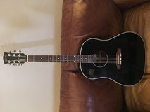 2008 Gibson J45 Ebony acoustic/electric guitar in 29 Palms, California