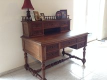 French Hunt Style Desk in Ramstein, Germany