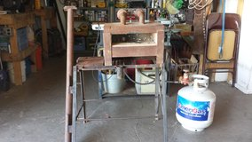 Gas Forge/ Farrier 2 burner + Stand +Tank in Alamogordo, New Mexico
