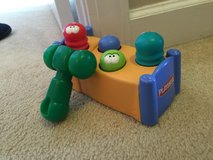 Playskool bonk the worms and hammer in Camp Lejeune, North Carolina