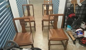 Antique Dining Room Chairs in DeRidder, Louisiana