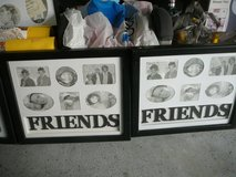 FRIENDS picture frames in Camp Lejeune, North Carolina