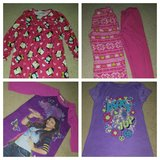 Girls size 7/8 PJ's in Hemet, California