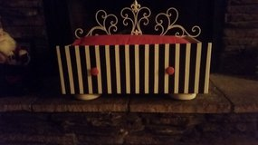 Hot pink and zebra doggie bed in Kingwood, Texas