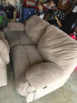 CHOUCH,LOVESEAT,AND CHASE LOUNGE in Travis AFB, California