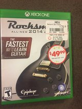 Rockstar Learn Guitar XBOX ONE in Clarksville, Tennessee