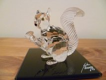 Swarovski Squirrel - 10th Anniversary in Stuttgart, GE