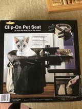 Dog or cat high chair in San Clemente, California