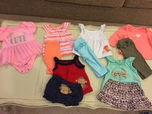 Baby Girl Clothing Lot 6-9 months in Conroe, Texas