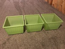 3 Bins with wheels in Tinley Park, Illinois