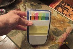 NIP Sticky Note Dispenser - Fantastic Christmas Gift! in Kingwood, Texas