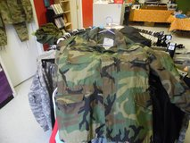 Woodland Field Jacket in Fort Campbell, Kentucky