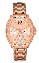 Women's 'Cameron' Round Rose Gold Bracelet Watch - MK5692 in Travis AFB, California