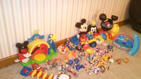 Mickey Mouse Lot and a few other Disney items in DeKalb, Illinois