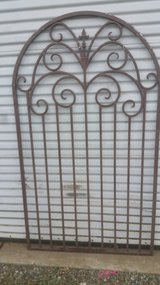 wrought iron gate in Travis AFB, California