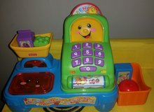 Fisher Price Magic Scan Market in Fort Campbell, Kentucky