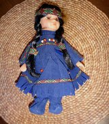 Small Indian Doll in Ruidoso, New Mexico