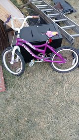 Kids bike in Alamogordo, New Mexico