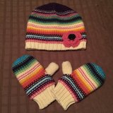 NEW Toddler Girls' Beanie and Mitten Set in The Woodlands, Texas
