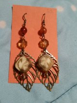 Handmade earrings in Fort Bragg, North Carolina