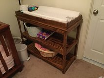 Handmade Changing Table. in Watertown, New York