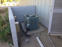 Complete heating and air conditioning system in Yucca Valley, California