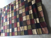 Area Rugs 8' x 5'   (2 matching) in Clarksville, Tennessee