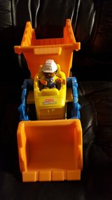 Fisher Price Little People Bulldozer with driver in Aurora, Illinois