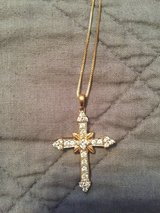 Cross for necklace in Houston, Texas