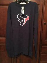 NEW 2xl Texans long sleeve thermal in Spring, Texas