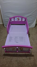 Disney's Frozen Themed Toddler Bed in Fort Carson, Colorado