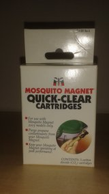 Mosquito Magnet Quick Clear Cartridges (3 pack) in Davis-Monthan AFB, Arizona
