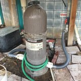 Swimming pool pump & filter in Yucca Valley, California
