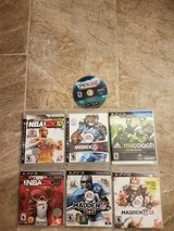 Lot of  PS3  Games. in Joliet, Illinois