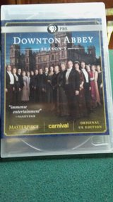 Downton Abbey on Blue Ray in Baytown, Texas