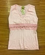 NEW Juniors' Pink Top. Size M. in Okinawa, Japan