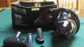 """Riccar"" hand held vacuum in Baytown, Texas"