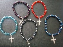 Bracelets $5 each in Lackland AFB, Texas