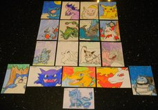 Pokemon Cards Custom / Free-Hand Drawn By My 11 Year Old Daughter **UPDATED** in Kingwood, Texas