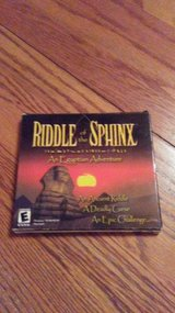 """""""Riddle of the Sphinx"""" computer game in Baytown, Texas"""