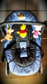Baby seat in Ramstein, Germany