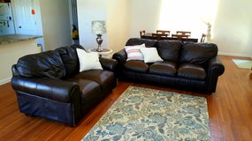 Couch and love seat in Fort Bliss, Texas