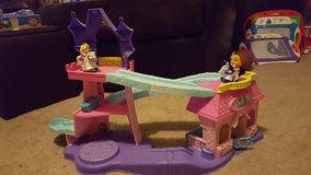 Fisher price little people Disney stable in Cherry Point, North Carolina