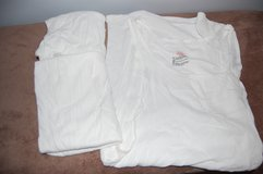 HANES TANK WHITE TOPS 3 OF THEM BRAND NEW SIZE XL in Bolingbrook, Illinois