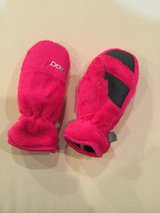Super soft mittens...size small in Aurora, Illinois