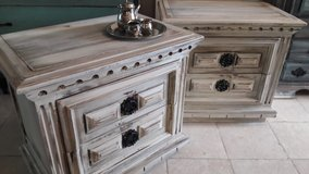 Link Taylor Set Of Rustic Night Stands in Baytown, Texas
